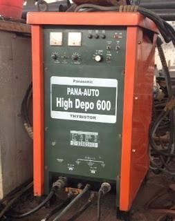 Máy hàn CO2 Mig 600 Pana