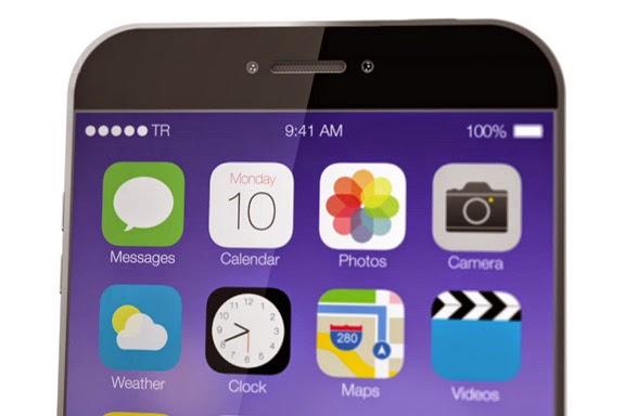 TEKONOLOJİ: iOS Concept 8: interactive lock screen, support