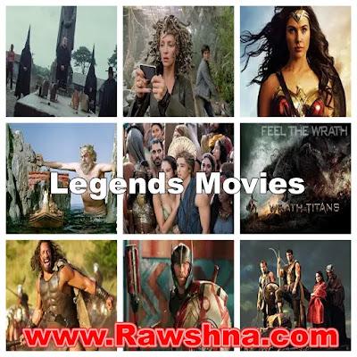 افضل 10 افلام اساطير و الهة وثنية في تاريخ السينما