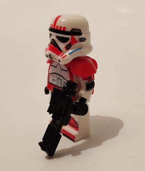 Ударный штурмовик, лего, фигурка, звездные войны, star wars, lego, купить