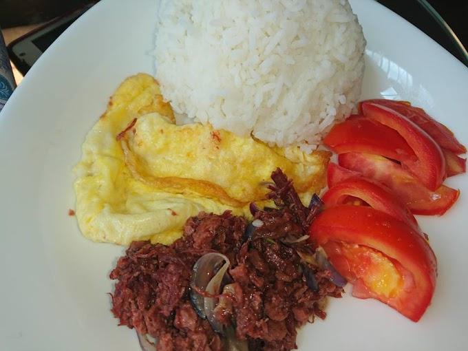 Corned Beef: Filipino Breakfast to the Next Level