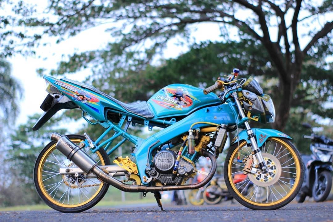 Modifikasi Yamaha Vixion Paling Keren Dan Terbaik 2020 Racing 48
