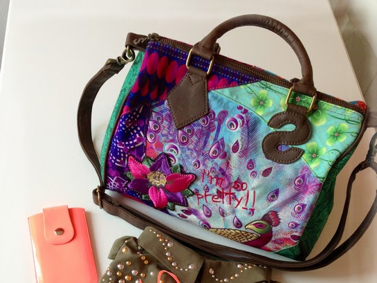 NEW IN: DESIGUAL, NUXE, H&M