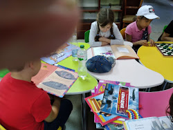 Дети читают школьный лагерь Усмішка бібліотека-філія №4 М.Дніпро