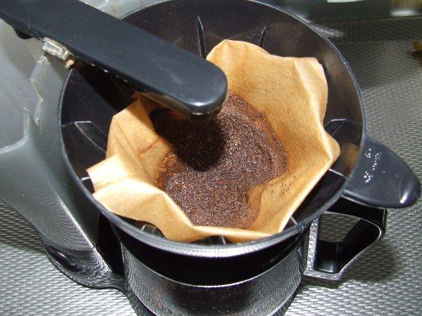 koffiedik of koffieprut is goed om te voorspellen
