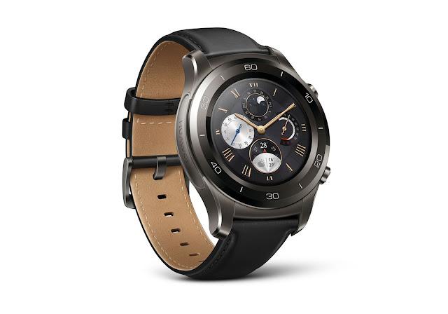 [MWC 2017] Huawei Watch 2 chính thức ra mắt: chống nước, pin 25 ngày