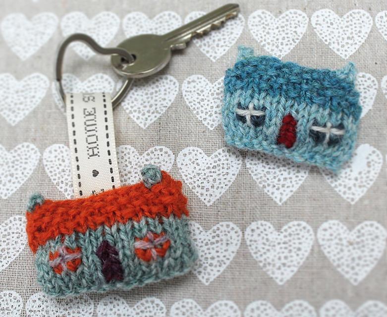Knitting Patterns For Key Rings