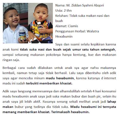 Vitamin Anak Untuk Meningkatkan Nafsu Makan Agar Cepat Gemuk