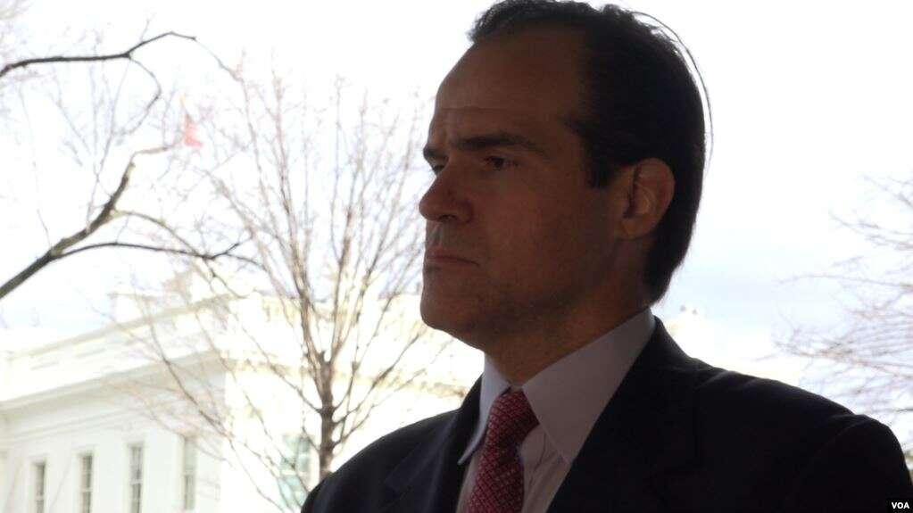 Mauricio Claver-Carone, asesor especial del presidnete Donald Trump para Asuntos del Hemisferio Occidental / VOA