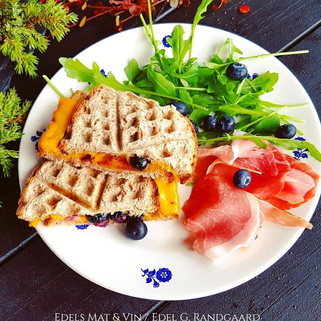 Lunchtips : Fjellsandwich 😋