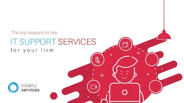 The top reasons to hire IT support services for your firm.