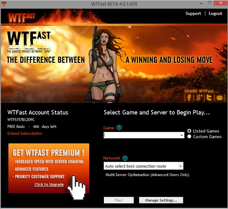 CRACKED] WTFast Beta 4 0 1 459 - SoftwaresMatic