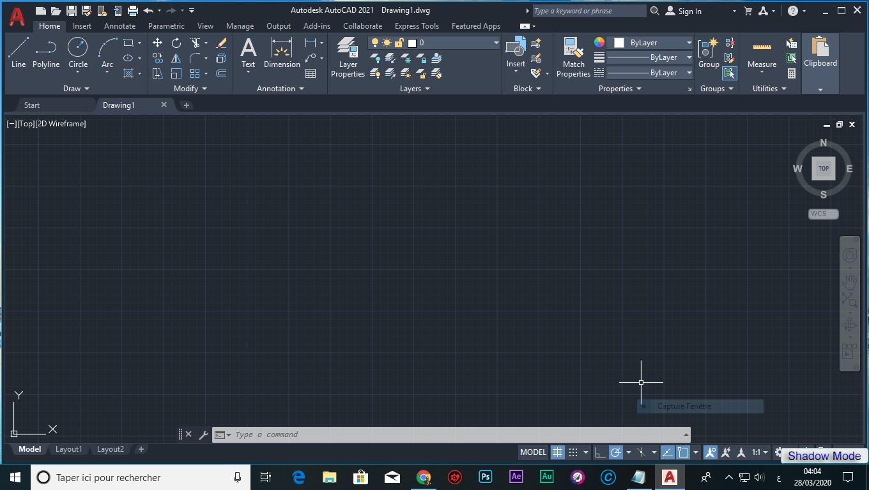 تحميل برنامج Autodesk AutoCAD 2021 النسخة الكاملة