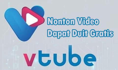 Bisnis Vtube Menjanjikan Income Jutaan Rupiah Hanya dengan Nonton Video atau Iklan selama 5 Menit saja per hari