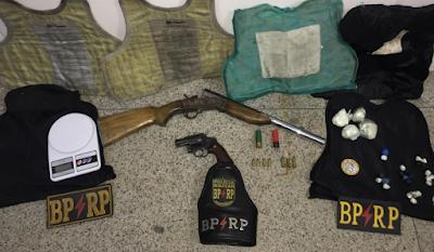 Homem é preso e dois morrem em confronto com a Polícia Militar no Parque dos Faróis