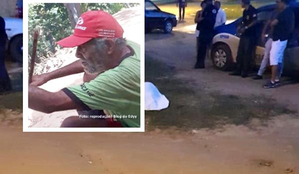 Sudoeste: Identificado idoso que morreu após ter cabeça esmagada por caminhão em Itarantim-BA