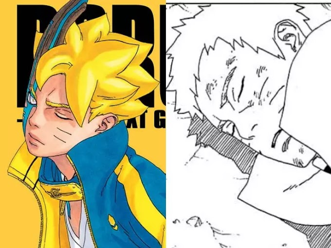 [Chapter 54] Naruto Jatuh Pingsan atau Mati?