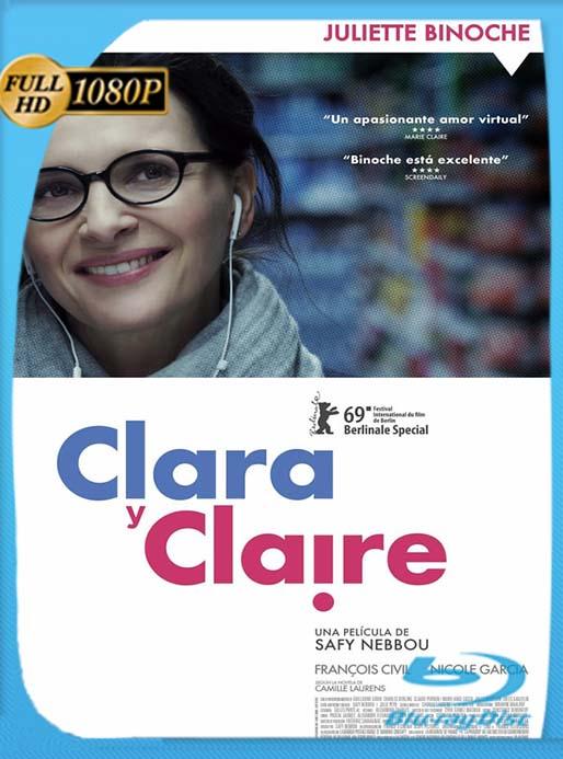 No soy Quien Crees (Clara y Claire) (2019) HD 1080p Latino [GoogleDrive] [tomyly]