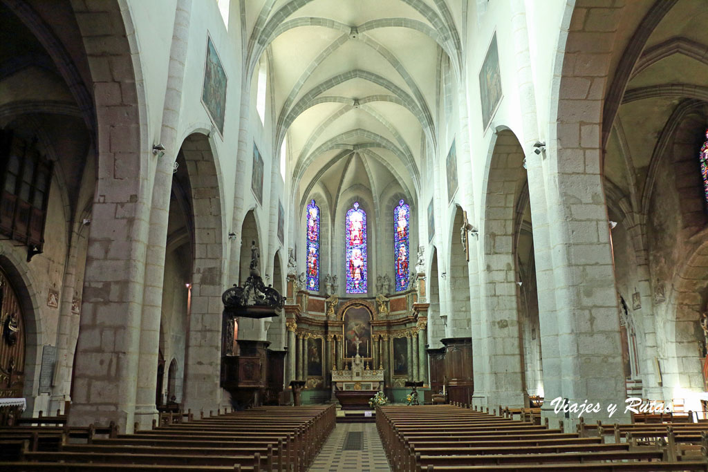 Catedral de Saint Pierre, Annecy