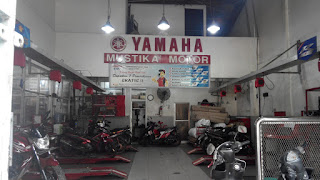 bengkel resmi yamaha jakarta timur