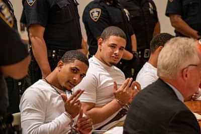 Los Asesinos del Joven Junior no Muestran Remordimiento