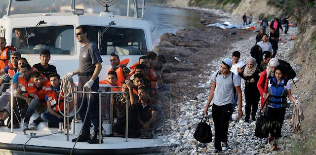 Το σχέδιο της Άγκυρας για να πνίξει την Ελλάδα με «τσουνάμι» προσφύγων