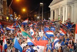 banderas paraguayas