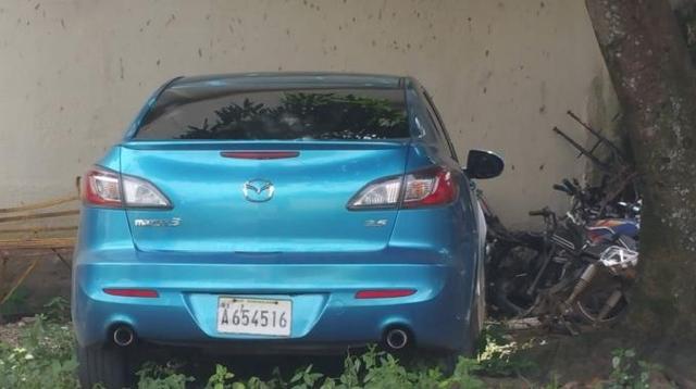 Mató a un niño mientras aprendía a conducir en el carro de su novio