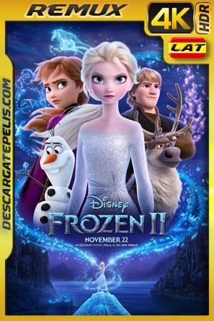 Frozen 2 (2019) 4K BDRemux HDR Latino – Ingles