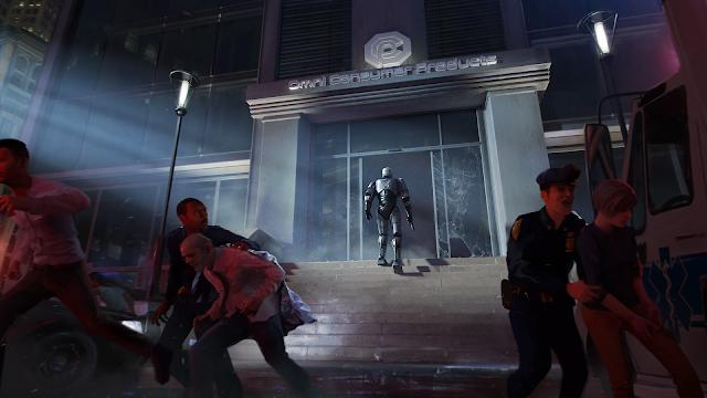 RoboCop: Rogue City é novo jogo do herói