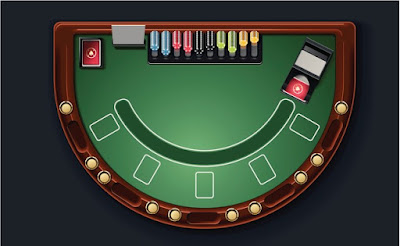 Online Blackjack Table