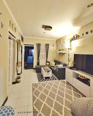 Desain Dapur Sempit Memanjang  inspirasi ruang tv minimalis dan ruang keluarga sderhana