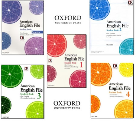 Oxford American English File Series Complete Collection
