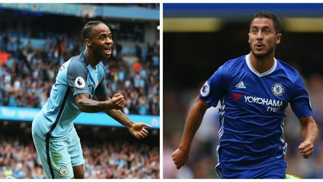Raheem Sterling Joins With Eden Hazard And Co, As Premier League Best