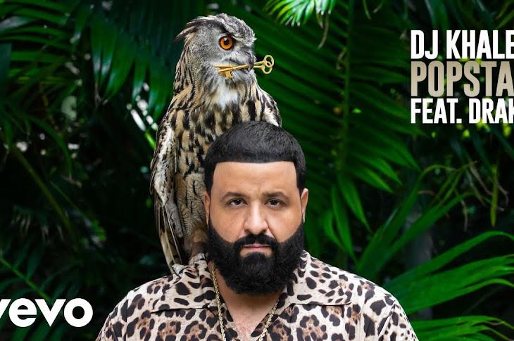 Listen: DJ Khaled - Popstar Featuring Drake