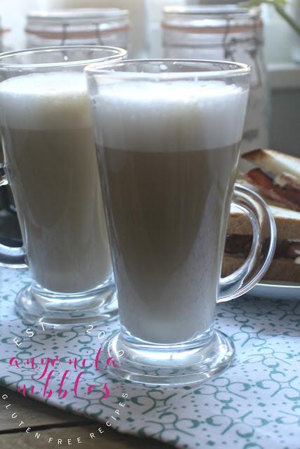 Homemade Instant Espresso Lattes