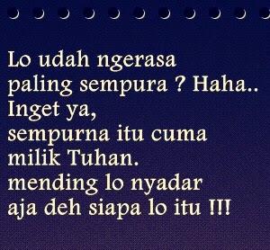 Gambar Foto DP BBM Sindiran buat Teman Munafik