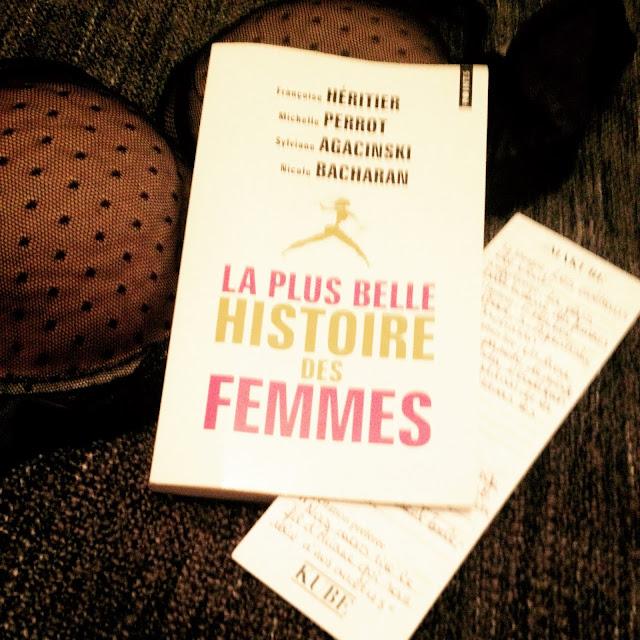 Chronique littéraire La plus belle histoire des femmes par Mally's Books