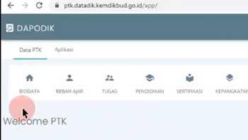 Cara Verval Ijazah Info GTK 2020 Untuk PPPK