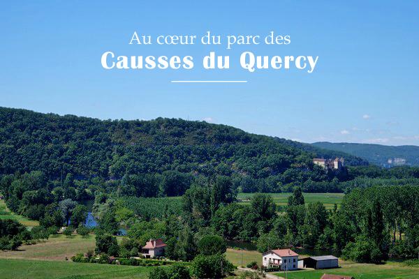 lot causses sud quercy calvignac château cénevières