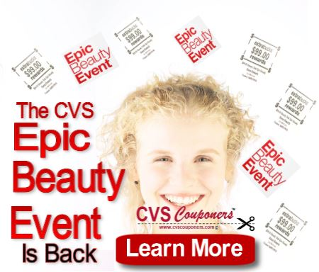 cvs epic beauty event 101