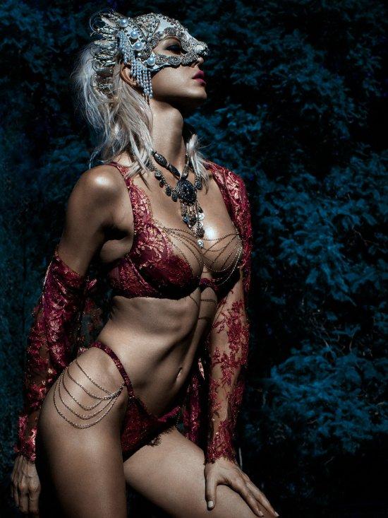 Piers Bosler arte fotografia mulheres modelos fashion beleza - Lindsay Hancock