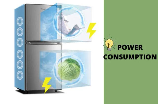 Power Consumption of Refrigerator