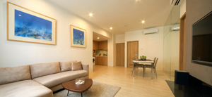 Serviced Apartment - 2 Bedroom