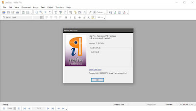 Download Infix PDF Editor 7.4.4 Final Full Version Crack Patch