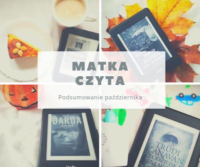 Matka czyta - podsumowanie października