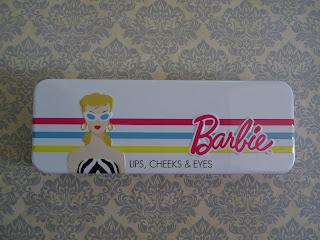 Barbie Action make up palette