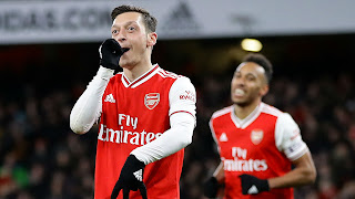 Arsenal willing to pay out Ozil contract