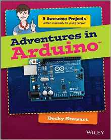 Adventures in Arduino PDF free download