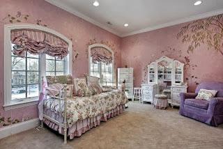 habitación de princesa